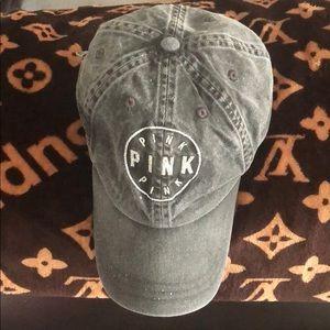 Pink Adjustable Jean Hat 🧢